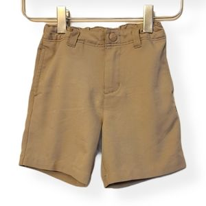 Under Armour tan shorts adjustable waist